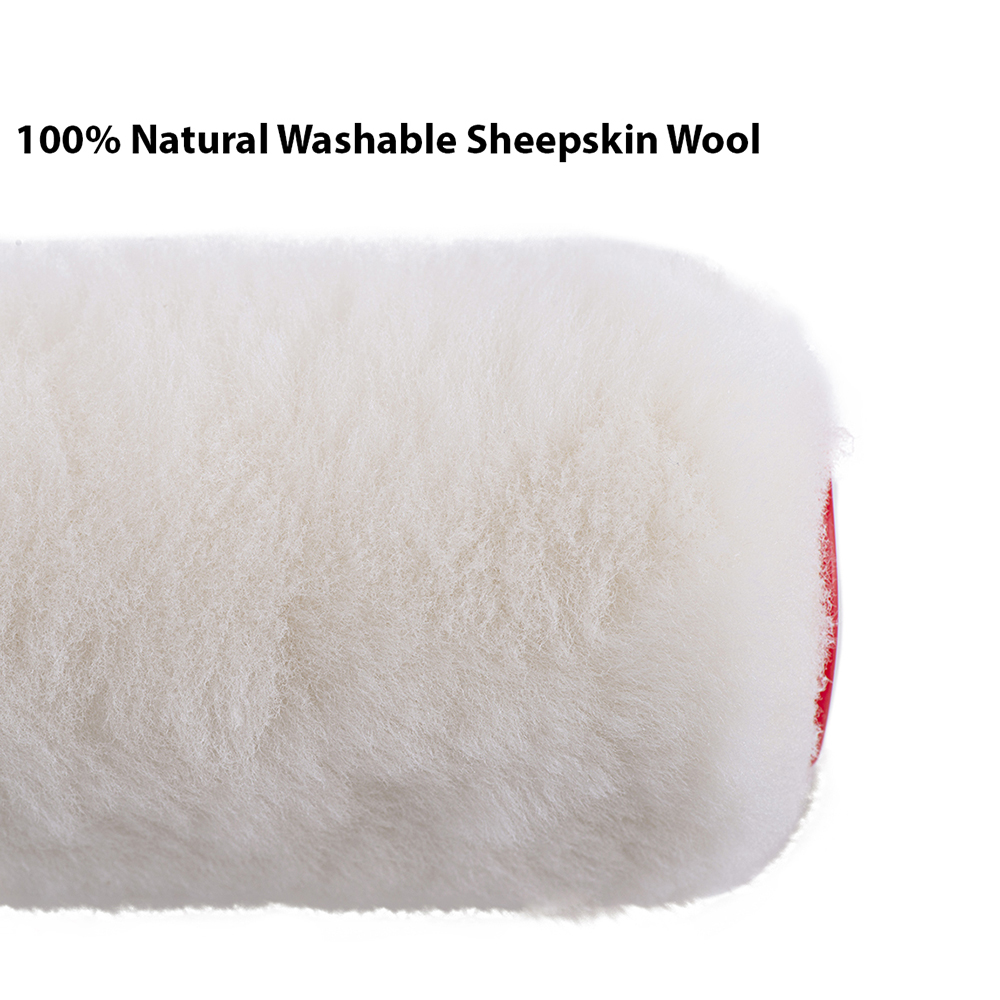 Washable Sheepskin Wool